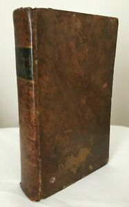 New universal Gazetteer Geographical Dictionary By Rev Clement Cruttwell 1798