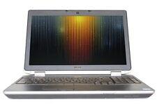 """Dell Latitude E6530 15.6"""" Intel i5 8GB RAM 500GB HDD HDMI USB WiFi Win 10 Laptop"""