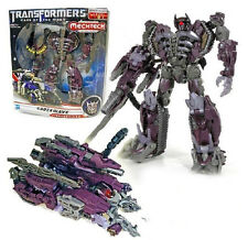 "Transformers 3 Dark of the Moon Voyager Shockwave 6"" Toy Action Figure Doll New"