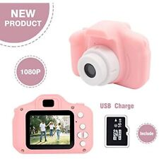 Kids Digital Camera, MERLINAE Mini Video With 2.0 Inch Screen Children Birthday