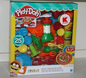 Play Doh Pizza 'n Pasta Dinner Set