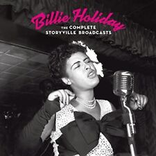 Billie Holiday - Complete Storyville Broadcasts [New CD] Bonus Tracks, Rmst, Wit