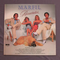 "Vinilo LP 12"" 33 rpm MARFIL - RECUERDOS"