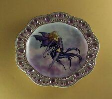 Magical Jewels Imagine Plate #1 First Issue Night Fairy Fairies Fantasy Mib Coa