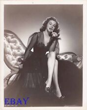 Marguerite Chapman leggy VINTAGE Photo Mr. District Attorney