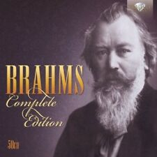 Complete Edition 58 CD NEUF Brahms, Johannes