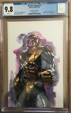 Thanos Legacy #1 Cgc 9.8 Nycc 2018 Dell'Otto Virgen Variant Cover C. 1St Print!