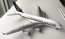 RARE - Singapore Airlines A380-800 1:200 - 9V-SKA- JC Wings