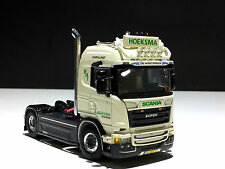 "SCANIA TRUCK WSI MODEL ""HOEKSMA TRANSPORT"" 01-2065,1:50"