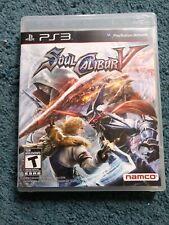 REPLACEMENT CASE (NO GAME) Soul Calibur 5 Ps3