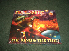 The  King & The Thief Foolsbane~NEW~2011 Prog Rock CD~FAST SHIPPING!!!