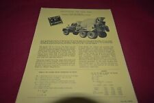 Hi Boy 4 1/2 Yard Cement Mixer Dealer's Brochure MFPA2