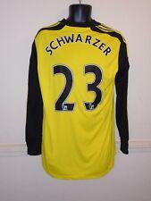 Chelsea Goal Keepers Shirt 2013-2015 SCHWARZER 23  medium  men's  #1295