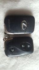 1 x Lexus 3 Button Remote Control Smart Key Fob TOKAI RIKA B53EA