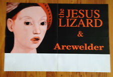 the Jesus Lizard 16x24 promo poster tour version Arcwelder Touch And Go