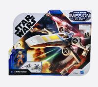 Star Wars Mission Fleet X Wing Fighter Luke Skywalker Action Figure Set🔥🔥