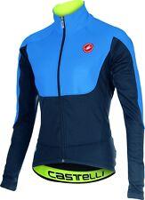Castelli Giau Thermal Long Sleeve Cycling Jersey Jacket Size Large 2a6aaddf0