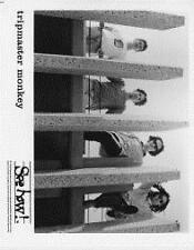 Tripmaster Monkey- Orig Promotional Photo