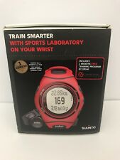 Suunto t6c Red Arrow Wrist Watch Triathalon Ironman Running Bike  Exercise Smart