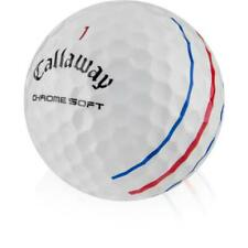 24 Callaway Chrome Soft  Triple Track Near Mint AAAA Used Golf Balls