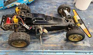 Tamiya 1/10 Fox RC Vintage RC Car for parts