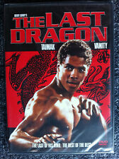 THE LAST DRAGON -  DVD - REGION 1 -  NEW - TAIMAK, VANITY