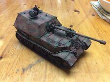 1/35 destructor de tanque Tiger Elefante construido y con aerógrafo muy bueno.