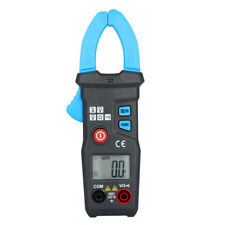 BSIDE ACM23 Intelligent Digital Clamp Meter Multimeter AC DC Current Tester Blue