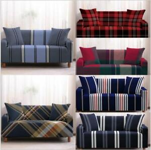 Elastic Couch Cover Geometric Sofa Cover Universal Model Sofa Couch Slipcovers