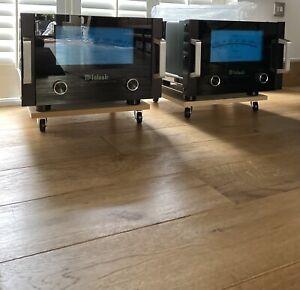 McIntosh Monoblock Power Amplifier Pair