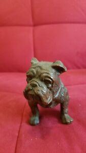 Bulldog Figure