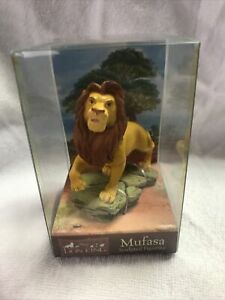 NEW Disney Lion King Mufasa Enesco Sculpted Figurine Vintage