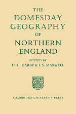 THE DOMESDAY GEOGRAPHY OF NORTHERN ENGLAND (DOMESDAY GEOGRAPHY OF ENGLAND), Unkn
