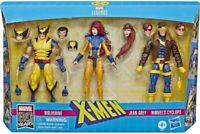 Marvel legends Hasbro 3pk X Men Wolverine Jean And Cyclops rare