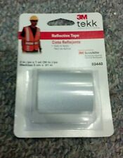 ROLL 3M Scotchlite Reflective Tape, Silver, 2-Inch by 36-Inch Brand New!