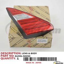 03-06 LEXUS LS430 FACTORY OEM 81591-50050 (LH) SIDE LED INNER TAIL LIGHT LAMP