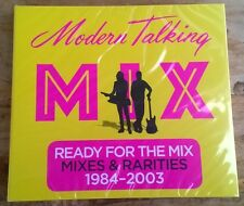 Modern Talking – Ready For The Mix 2CD (Sealed) Released Only In Poland