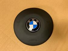 BMW 1 2 3 4 5 6 X1 X2 X3 X4 X5 X6 F-series OEM Steering Wheel Leather Airbag