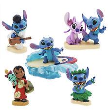 Disney Lilo & Stitch Figurine Play Set 💨Fast Shipping Response 🌊