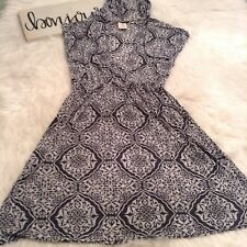 The Balance Collection Womens Dress Swim Cover Size L Semi Sheer By Marika (BH)