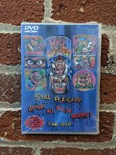 RKL Rich Kids on LSD Still Flailing After All These Beers DVD Malt Soda nofx