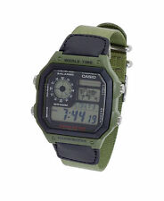 Nylon Band Quartz (Battery) Sport Unisex Wristwatches