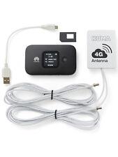 Kuma Caravana Autocaravana 4G Desbloqueado Internet Móvil Hotspot Wifi Antena + Kit