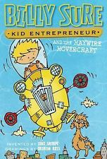 Billy Sure Kid Entrepreneur and the Haywire Hovercraft-ExLibrary