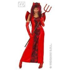 Costumi e travestimenti rosso acrilico per carnevale e teatro per bambini e ragazzi