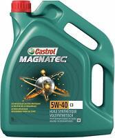 Castrol MAGNATEC 5W-40 C3 Huile Moteur 5L 5w40 151B3B