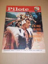"JOURNAL ""PILOTE no 256"" (1964) ASTERIX / AVEC LE PILOTORAMA - LES COSAQUES"