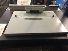 Heidelberg Nela A10909016 Bench Top 220mm Plate Punch