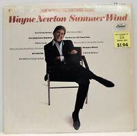 "Wayne Newton ""Summer Wind"" (Capitol ST 2389) Original Shrink Vinyl LP Record"