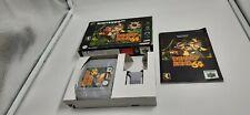 Jeu Nintendo 64 N64 Donkey Kong en boite sans Expansion Pak
